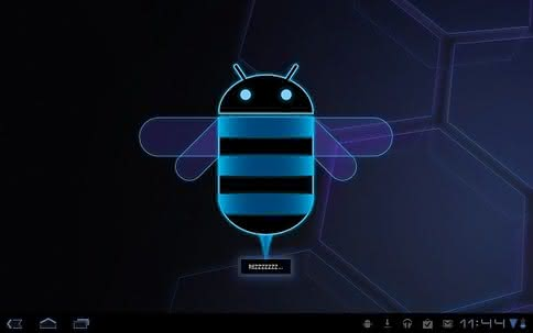 Android 3.0 Easter Egg