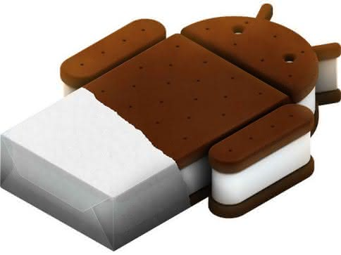 Android Ica Cream Sandwich Logo