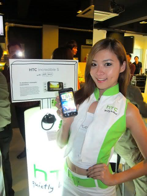 HIS Girl 480x640 HTC Incredible S: gets FOTA update with Android 2.3.5 and Sense 3.0