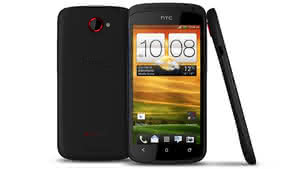 HTC One S Black Red