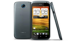 HTC One S Grey Blue