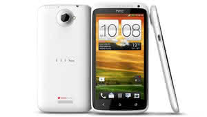 HTC One X White