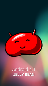 ewQrl 168x300 Порт Android 4.1 Jelly Bean уже на HTC One X