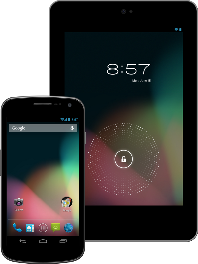 jb android 4.1 Что нового в Android 4.1 Jelly Bean?