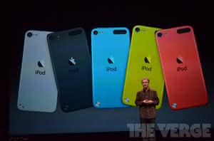 iPod Touch New Colors