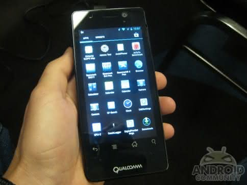 Qualcomm Snapdragon 800 Телефон