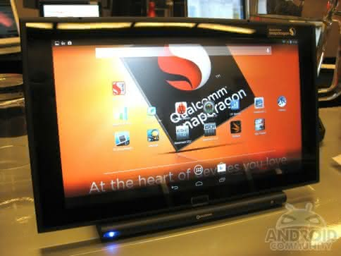 Qualcomm Snapdragon 800 MDP планшет