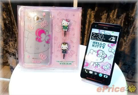 HTC Butterfly s Hello Kitty Аксессуары