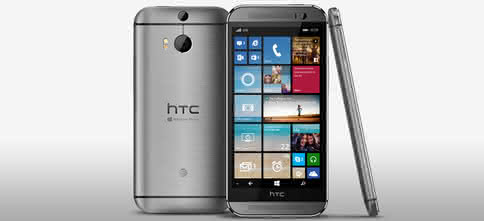 HTC One (M8) for Windows для AT&T