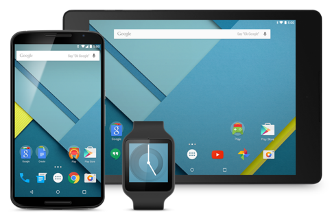 Android 5.0 for Dev