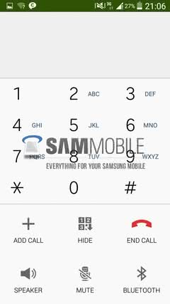 Samsung Galaxy S5 Android L