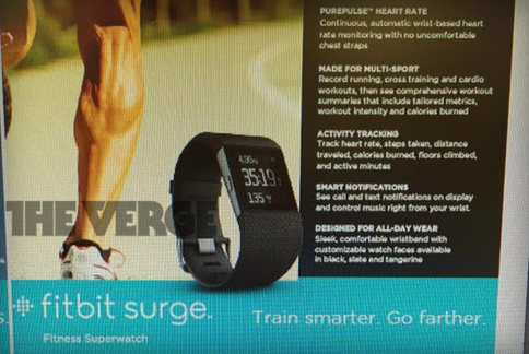 Fitbit Surgeon