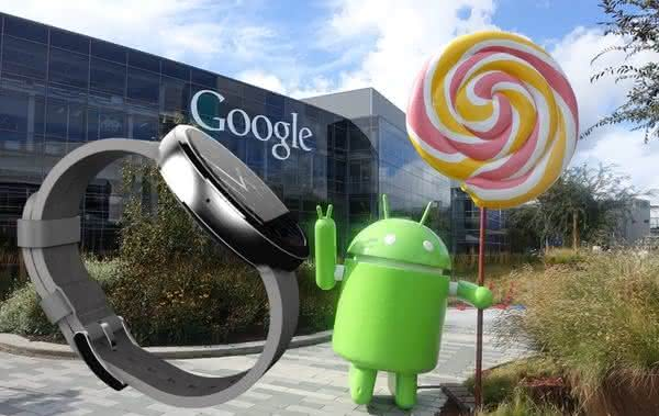 Android 5.0 Lollipop и Android Wear