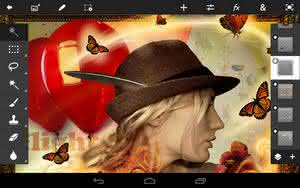 Photoshop Touch для Android