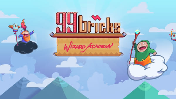 Обзор 99 Bricks Wizard Academy
