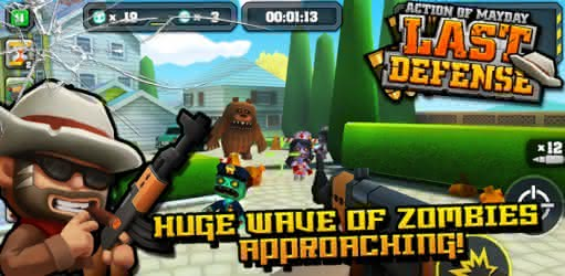 Action of Mayday: Last Defense для Android