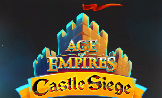 Анонсирована Age of Empires: Castle Siege для Windows и WP