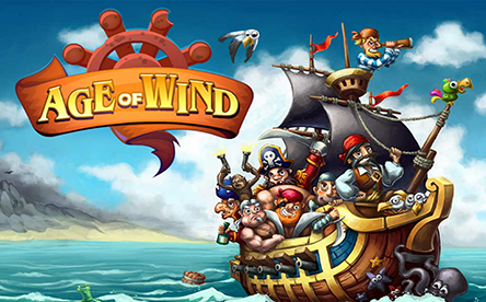 Age Of Wind 3 - пиратская аркада для Android и iOS