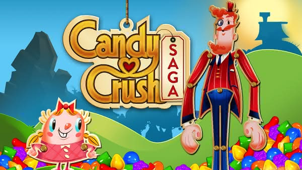 Candy Crush Saga в Windows Phone Store