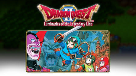 Dragon Quest II выходит на iOS