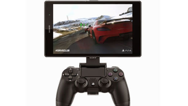 PS4 Remote Play для Xperia Z2 и Tablet Z2