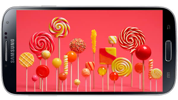 Android 5.0 Lollipop для Galaxy S4 GPE