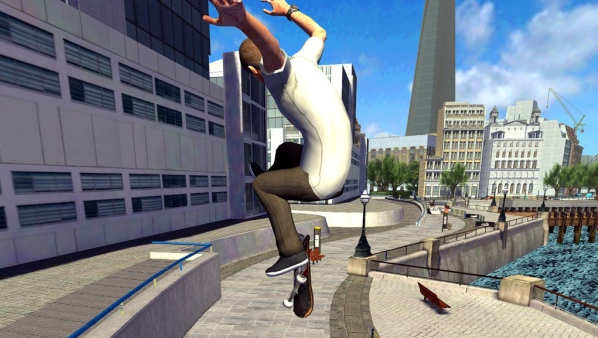 Tony Hawk's Shred Session для Android и iOS
