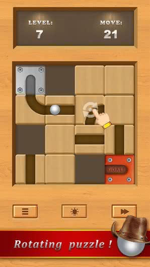 Crazy Ball для Android