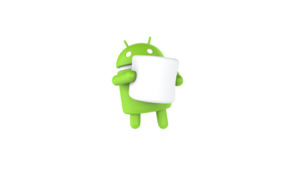 Логотип Android 6.0 Marshmallow