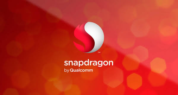 Логотип Qualcomm Snapdragon