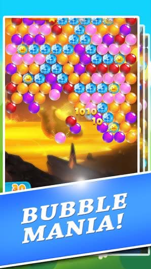 Candy Bubble pop для Android