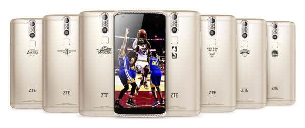 ZTE Axon Mini NBA Edition: для фанатов баскетбола