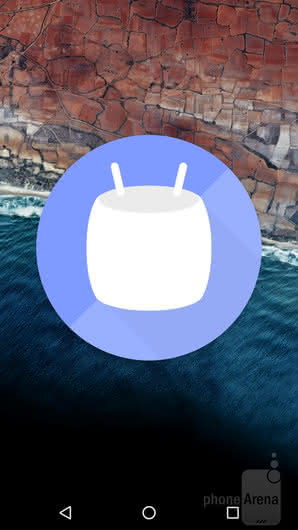 Пасхалка Android 6.0 Marshmallow