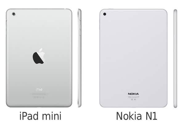 Nokia N1 iPad mini