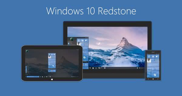 Концепт Windows 10 Redstone