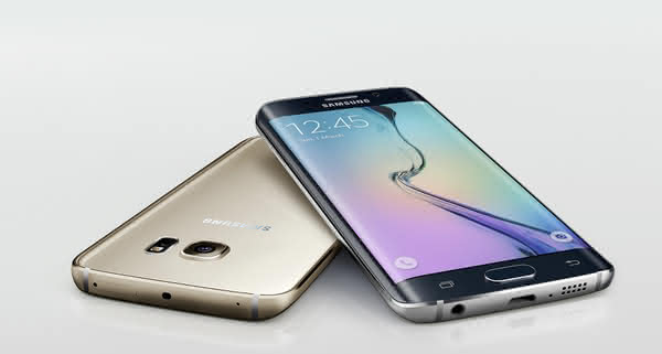 Рендер Samsung Galaxy S6 Edge