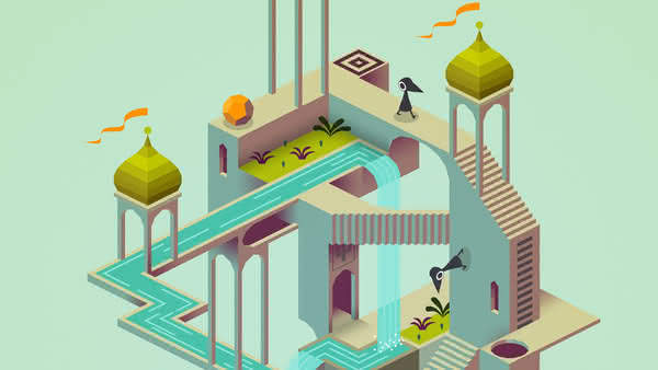 Выход Monument Valley для Windows Phone