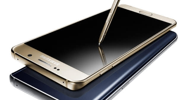 Samsung Galaxy Note5: релиз в России