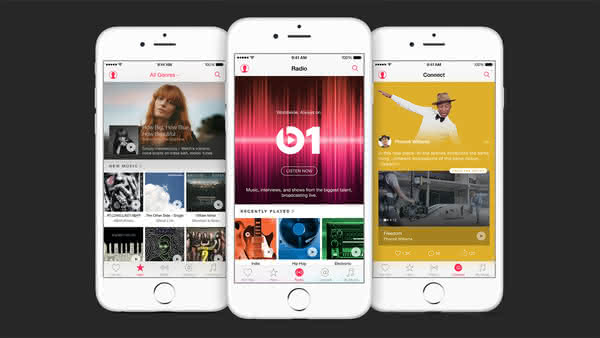 Цена подписки на Apple Music в России