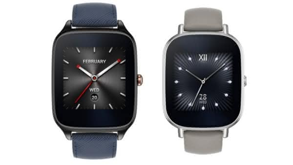 Asus ZenWatch 2: часы на Android Wear по низкой цене