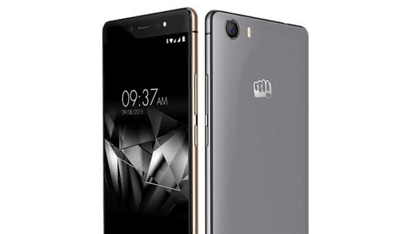Анонс Micromax Canvas 5