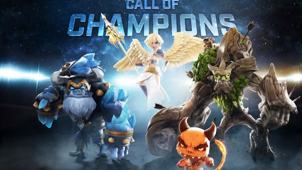 MOBA Call of Champions для Android