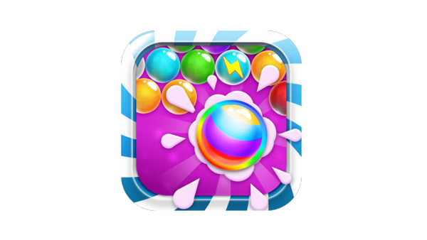 Candy Bubble pop для Android: лопни все шары