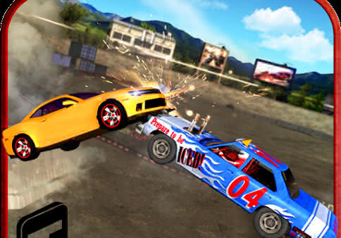 Car Wars 3D: Demolition Mania для Android