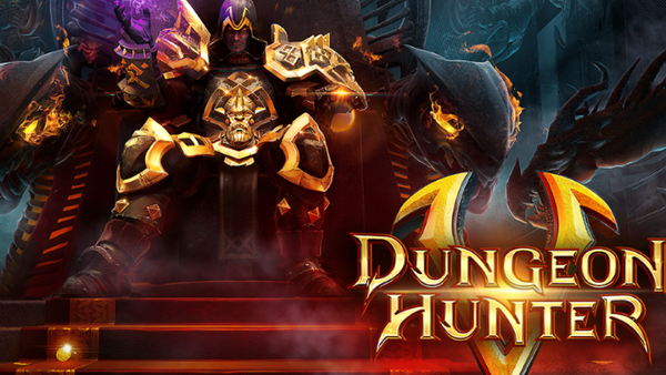 Dungeon Hunter 5 для Windows Phone