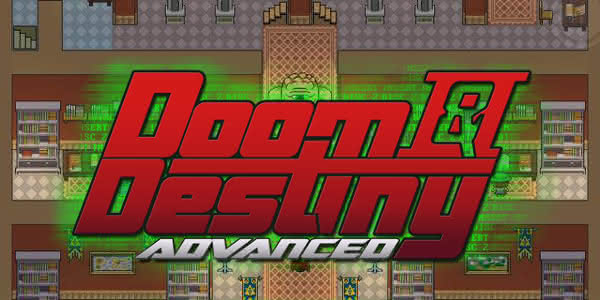 jRPG Doom & Destiny Advanced для Android