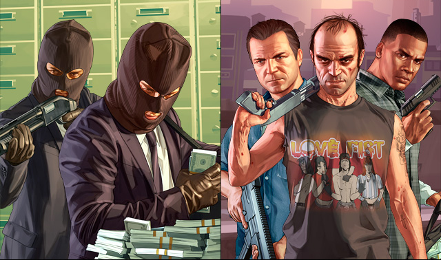 Grand Theft Auto Online Heists Unveiled: Preview