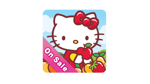 Hello Kitty Orchard для Android: арканоид с милой Хелло Китти