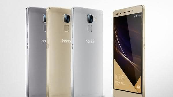 Анонс Huawei Honor 7 Enhanced Edition