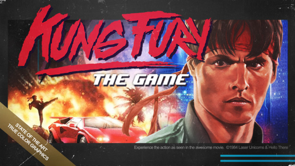 Вышла Kung Fury для Android и iOS